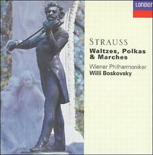 The Strauss Family: Waltzes, Polkas & Marches, New Music