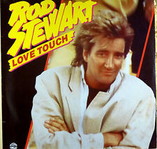 Rod Stewart - Love Touch - Maxi LP - washed - cleaned - L3447