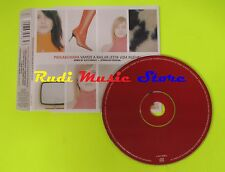 CD Singolo PAOLA & CHIARA Vamos a bailar 2000 Holland COLUMBIA  mc dvd (S9)