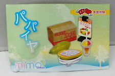 Miniatures Mimo Hong Kong Style Sweet Shop Food Set No.6, 1pc.  ~~#063