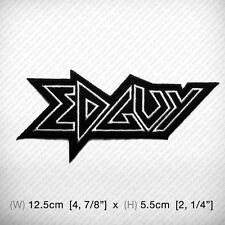 new EDGUY EMBROIDERED PATCH IRON ON, SEW Heavy Power Progressive Metal Hard Rock