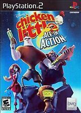 Chicken Little: Ace In Action PS2 New Playstation 2