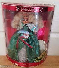 Mattel 1995 Special Edition Happy Holidays Barbie Doll
