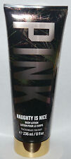 Victoria's Secret Limited Edition PINK Naughty Is Nice Body Lotion 8 oz  **