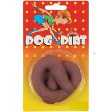 Dog Dirt Fake Poop - Funny Party Pooper Shocking Joke Gag Prank Gift