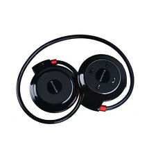 Nuovo Mini Nero Auricolare Wireless Cuffie Sport Bluetooth Stereo cuffie MIC