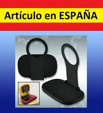 SUJECION MOVIL PARED CARGADOR smartphone iphone enchufe gps soporte mp3 ipod mp4