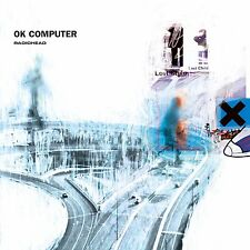 Radiohead - OK Computer - NEW SEALED 2 LP set Gatefold 180g