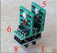5V-22V Dual Differential Full Symmetry Complement Discrete Dual OP AMP Module
