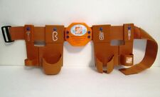 "Toy Tool Belt talking interactive The Home Depot Adjustable Belt 20""-28"" EUC"