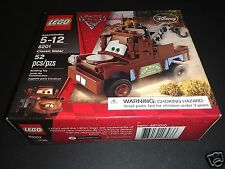 LEGO Cars 8201 Mater Brand New Sealed