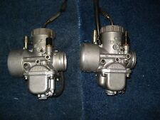 "TZ 350 YAMAHA 1978/1979/1980 3G3 ""MIKUNI"" 38MM POWER JETS/ ORIGINAL CARBURETORS"