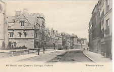 All Souls' & Queen's College, OXFORD, Oxfordshire