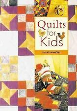 Quilts for Kids-ExLibrary