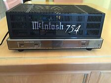 McIntosh MC754 Amplifier - Power Amp - Wondefrul Sound