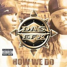 FREE US SH (int'l sh=$0-$3) USED,MINT CD Das Efx: How We Do