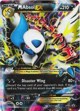 1x Mega-Absol-EX - XY63 - Mega Absol-EX Premium Collection Promo Lightly Played