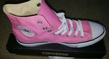 Converse Chuck Taylor All Star High Top Canvas Women Shoes women - Pink/White