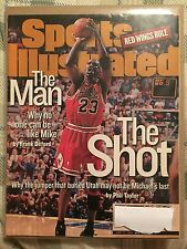 June 22, 1998 Sports Illustrated ft. Michael Jordan
