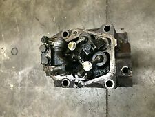 MBE4000 Mercedes Head, Rockers, and Injector