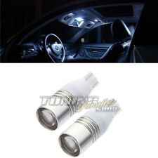 2x 6W T10 W5W CREE SMD LED Innenraumbeleuchtung + Leselampe für BMW und Mini