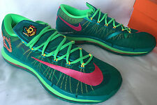 new Nike KD 6 Elite Turbo Green Hero Pack 642838-300 Basketball Shoes Men's 11