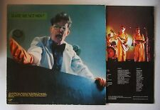 Devo Q: Are We Not Men? A: We Are Devo! GER LP 1978 + Innerbag New Wave Post Pun