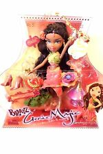 BRATZ GENIE MAGIC SASHA DOLL with NECKLACE for YOU and ACCESSORIES NEW