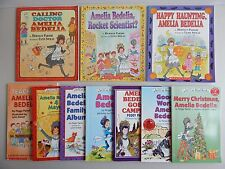 Lot 10 AMELIA BEDELIA books AR LEVEL 1 and 2 Accelerated Reading 1st 2nd Grade