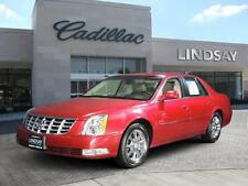 Cadillac: DTS 4dr Sdn Luxu
