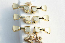 3L/3R Gold ELECTRIC GUITAR KEYSTONE TUNERS FOR LP Guitar JIN HO J04