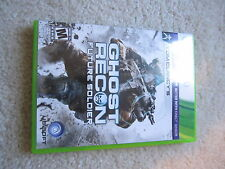 GOOD CONDITION XBOX 360 GHOST RECON FUTURE SOLDIER