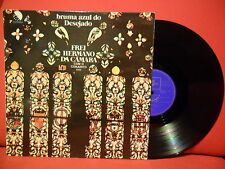 1973 FREI HERMANO & QUARTETO 1111 LP NM PORTUGAL SPIRITUAL AFRO PROG BLUE LABEL