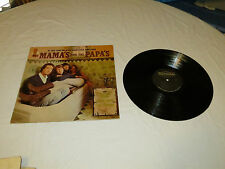 The Mamas & Papas Dunhill D 50006 You Can Believe Your Eyes LP record vinyl *^
