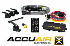 AccuAir e-Level Electronic Leveling System w/ Touch Pad 4 Corner Control
