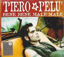 CD ♫ Compact disc Single PIERO PELÙ BENE BENE MALE MALE nuovo sigillato Digipack
