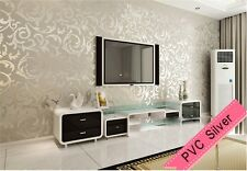 New Luxury Wallpaper Roll Damask Victorian Embossed Textured Wall Paper Best W