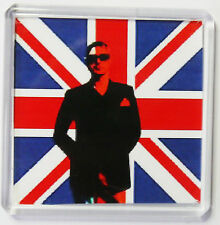 PAUL WELLER  FRIDGE MAGNET UNION JACK