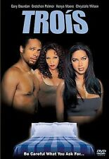 Trois (R-Rated Edition), Good DVD, Gregory W. Anderson, Ron N. Binder, Donna Bis
