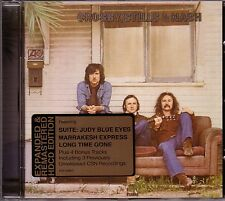 CD (NEU!) . CROSBY, STILLS & NASH (+4 /HDCD Suite:Judy Blue Eyes Marrakesh mkmbh