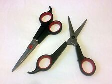 """Stainless Steel Scissors 5.5"""" - All Purpose, Wholesale Lot Of 6 NEW!!!"""