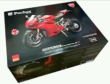 Pocher Ducati 1299 Panigale S Red Model Motorbike Kit 1:4