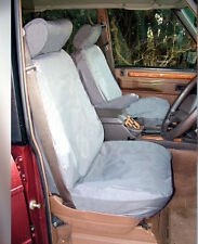 Land Rover Range Rover Classic Canvas Waterproof Rear Seat Covers NEW