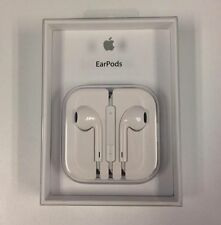 Genuine Apple iPhone 6 5S 5C 5 SE EarPods Headphones EarPhones Handsfree-Retail