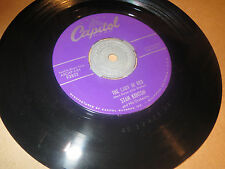 45RPM Capitol F2822 Stan Kenton, Lady in Red / Under a Blanket of Blue sharp E