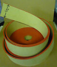 "3"" 75mm BALATA BELTING 5.5mm FLAT DRIVE WOVEN BELT stationary machine lathe"