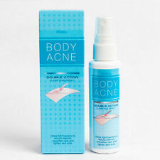 Mistine Body Acne Double Action Anti Back Chest Blemish Treatment Spray 50 ml.