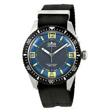 Oris Diver Sixty Five Blue Dial Mens Watch 01 733 7707 4065-07 5 20 26FC