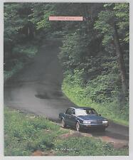 Oldsmobile 1995 Ciera Sales Brochure / Literature