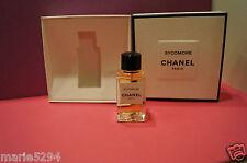 """CHANEL LES EXCLUSIFS  Miniature de Parfum"""" SYCOMORE """"  +   Boîte    Neuf"""